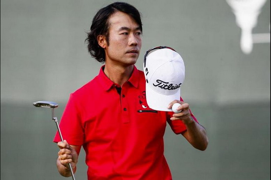 Кевин На (Kevin Na). Фото: Getty Images