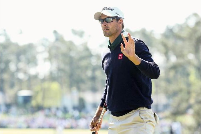 Адам Скотт (Adam Scott) (Harry How/Getty Images)