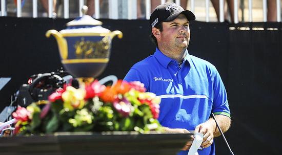 Патрик Рид (Patrick Reed). Фото: Getty Images
