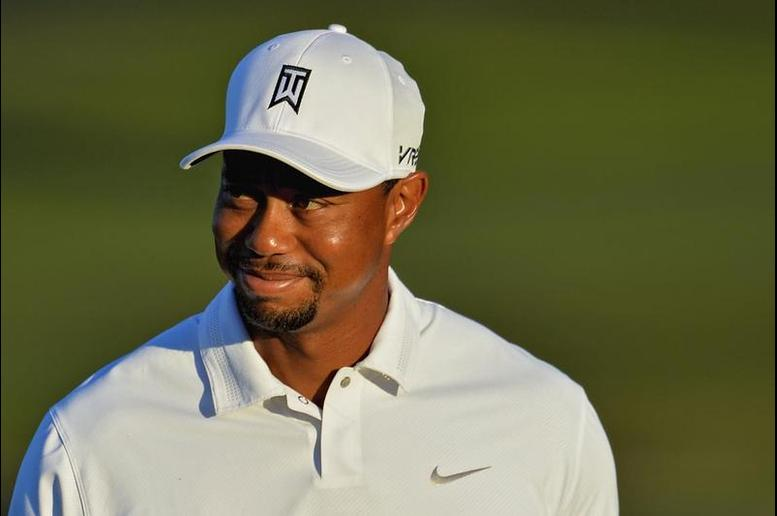 Тайгер Вудз (Tiger Woods). Фото: Getty Images