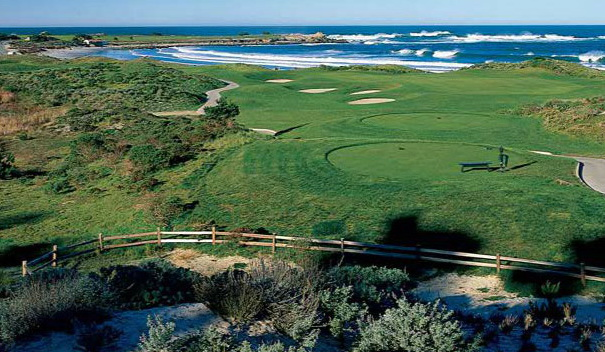 The Links of Spanish Bay