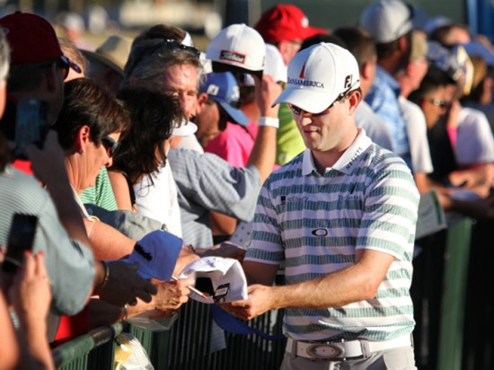 Зак Джонсон (Zach Johnson) Фото humanachallenge.com