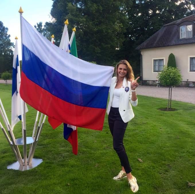 Софья Анохина (Sofia Anokhina) Фото: facebook