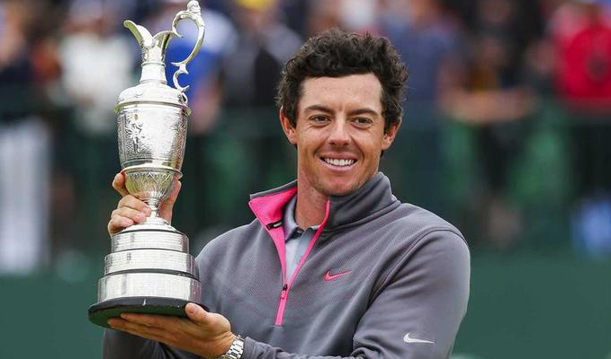 Rory McIlroy Getty Images