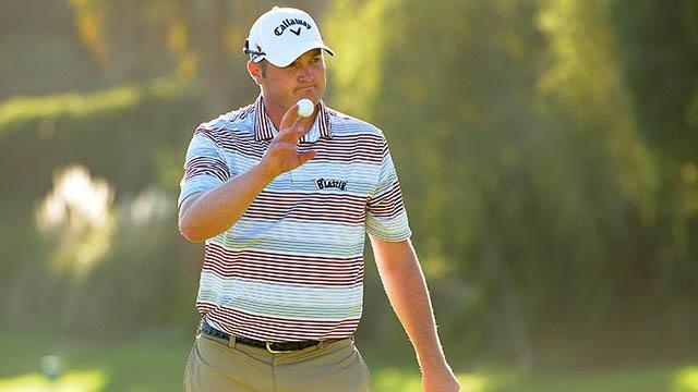 Джейсон Кокрак (Jason Kokrak). USA Today Sports Images