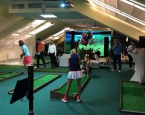 Indoor GORKI Golf Academy: начни год с гольфа