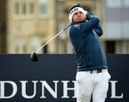 European Tour: Alfred Dunhill Links Championship, кат. Тиррелл Хэттон захватил лидерство