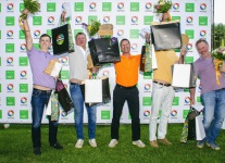 Победителями Pirogovo Invitational Pro Am стали: Александр Лазарев, Андрей Гринштейн, Олег Клышев, Дмитрий Иванов, Павел Слесаренко