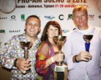 Vega Golf & Putter Club Sueno Pro-Am 2012, итоги