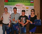 Vega Golf & Putter Club Pro-Am 2011, итоги