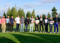 Встреча в Агаларове -2. Dreamland Golf Club, Baku vs Agalarov Golf & Country Club