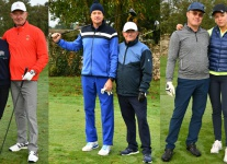 Финишировал XV UTS Golf Trophy Bordeaux 2019