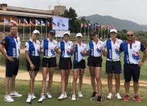 Ladies Team Championship 2019. Плэй-офф, матч Россия - Чехия
