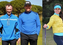 UTS Golf Trophy Portugal 2018. Олег Минаев, Владимир Малахов и Юлия Филатова лидируют после двух дней
