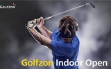 1-й финал Golfzon Indoor Open