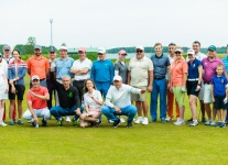 GORKI Golf Club VS Moscow Country Club – встреча в Петербурге