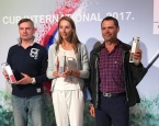Российский финал BMW Golf Cup International 2017. На World Final поедут: Сергей Корж, Николай Липатов, Виктория Миронова
