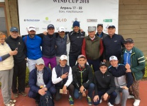 Wind Cup 2018 – The National Azerbaijan Golf Club, второй день