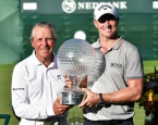 Race to Dubai, Final Series. Nedbank Golf Challenge. Финал. Евротур и в Африке Евротур!