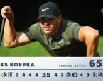 PGA Tour: FedExCup Playoffs: Northern Trust, кат. Брукс Кепка снова впереди