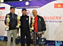 Итоги турнира Vietnam & Friends Tournament