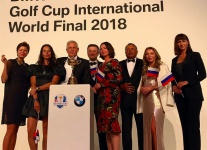 BMW Golf Cup International World Final 2018, итоги