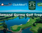 Diamond Gurme Golf Trophy, 1 раунд: Асхат Гумеров, Рашид Сафиуллин, Анна Марушко
