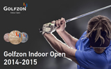 Golfzon Indoor Open, 1 раунд