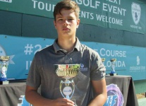 Победа Георгия Воронова на этапе Hurricane Junior Golf Tour во Флориде