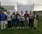 Степан Суржик и Екатерина Карасева поедут на OPEN PORTUGAL Pitch&Putt 2019