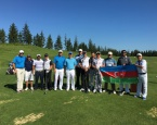 Встреча в Агаларове. Dreamland Golf Club, Baku vs Agalarov Golf & Country Club