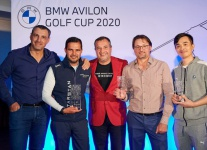 BMW Avilon Golf Cup 2020, итоги. Best Gross Максим Шокун