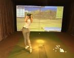 Школа гольфа Proggolf приглашает на занятия на гольф-симуляторе Trackman