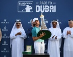 European Tour: DP World Tour Championship. Финал турнира и всего сезона