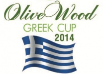 Olive Wood Greek Cup 2014