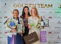 Golden Team в Links National GC. Победители: Наталья Михайлюкова и Елена Бондарь