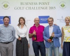 На поле Agalarov Golf & Country Club прошел турнир Business Point Golf Challenge 2015